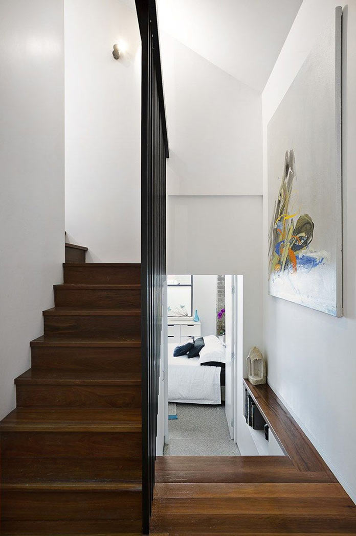 Переделка, лестница