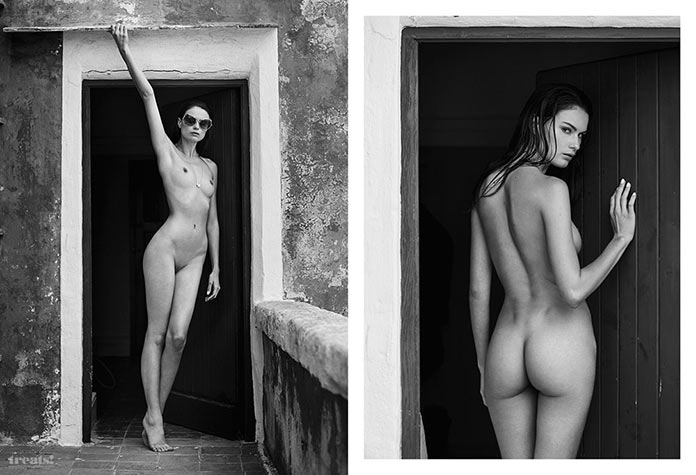 Полин Мулет (Paulin Moulettes), фото Николя Гира (Nicolas Guerin)