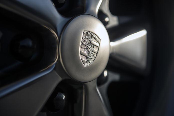 Колесные диски Porsche 911 Monaco by Singer Vehicle Design