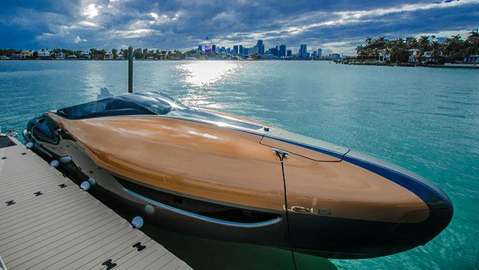Lexus Sport Yacht Concept Exterior