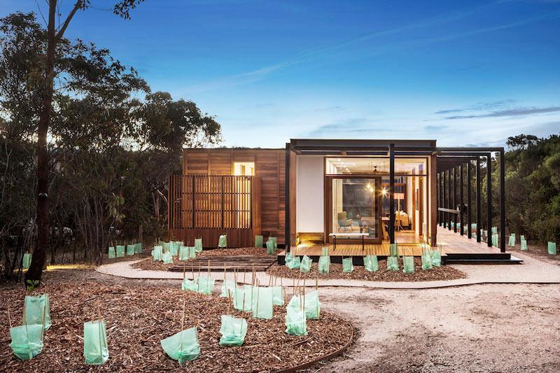 LightHouse - пляжный дом в Австралии