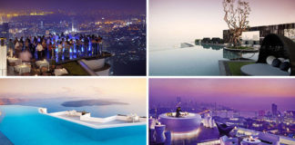 The Best Hotel rooftops