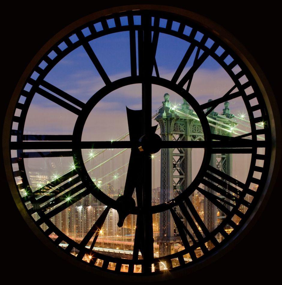 Пентхаус в часовой башне Бруклина в Нью-Йорке