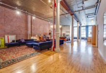 Adam Levine's Rockstar Bachelor Loft in New York