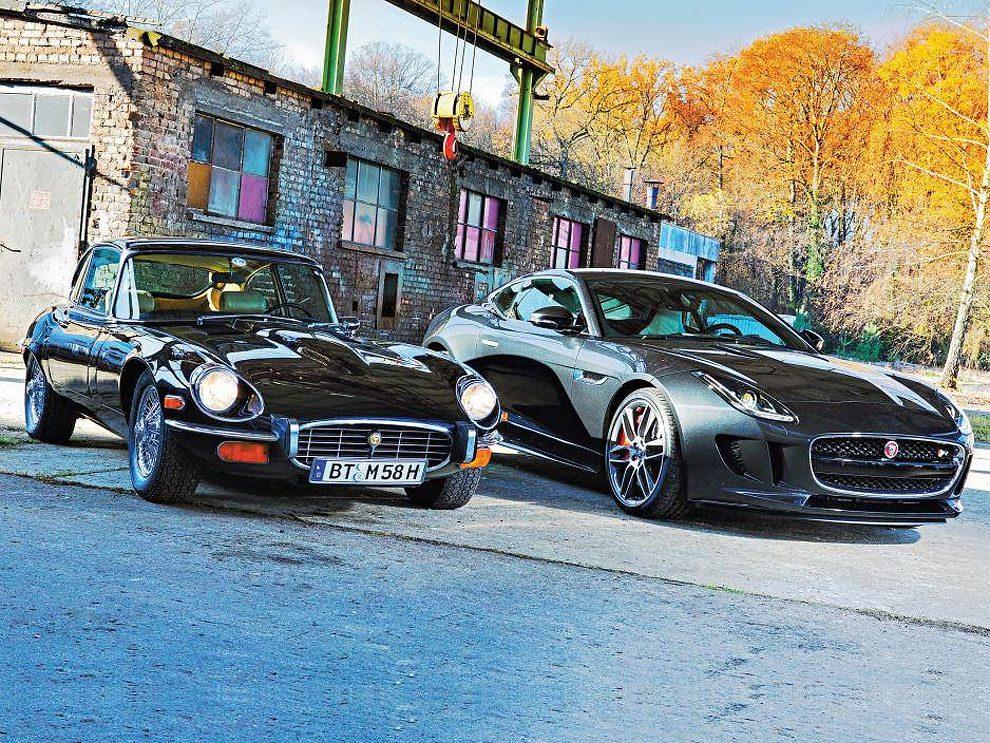 Classic Jaguar XKSS Vs Modern Version