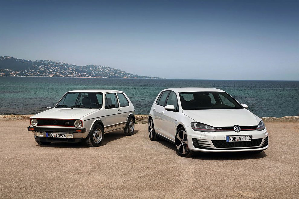 VW Golf Evolution