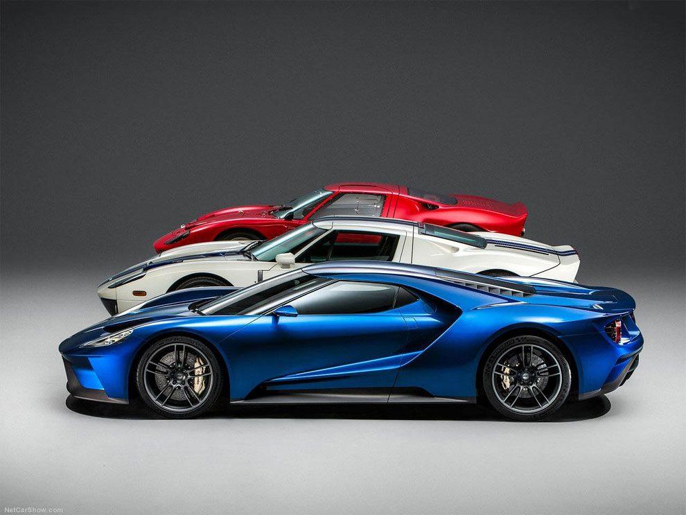 Ford GT Evolution