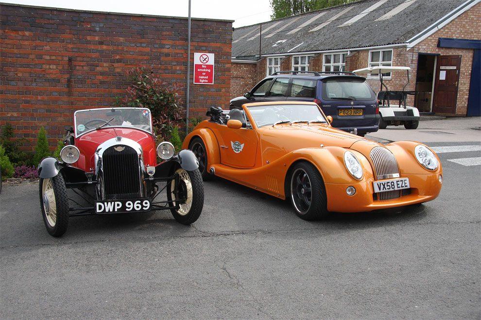 Classic Cars Vs. Their Modern Versions