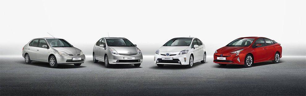 Toyota Prius Evolution