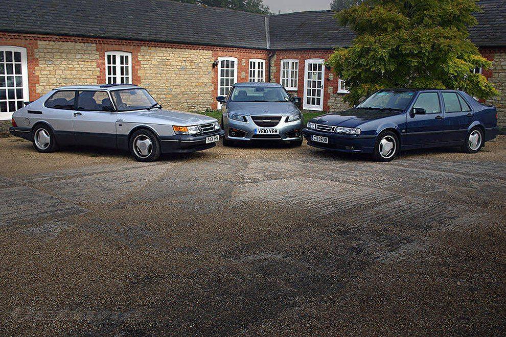 Classic Saab Vs Modern Version