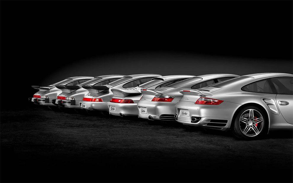 Porsche 911 Cars Evolution