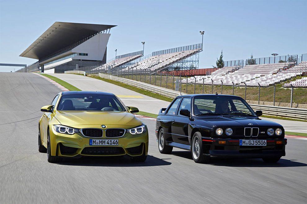 Classic BMW 5 series Vs. Modern Versions
