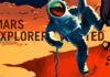 Марсу требуются ислледователи. Рекрутинговый постер NASA для экспедиций на Марс