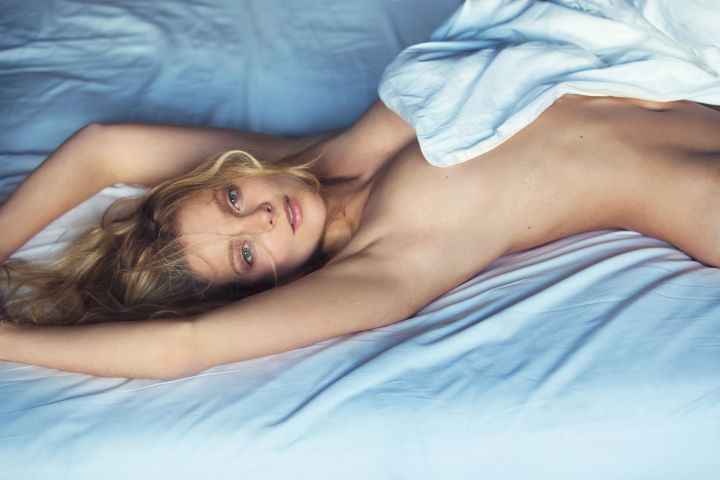 Eniko Mihalik Miss December 2016 of American Playboy