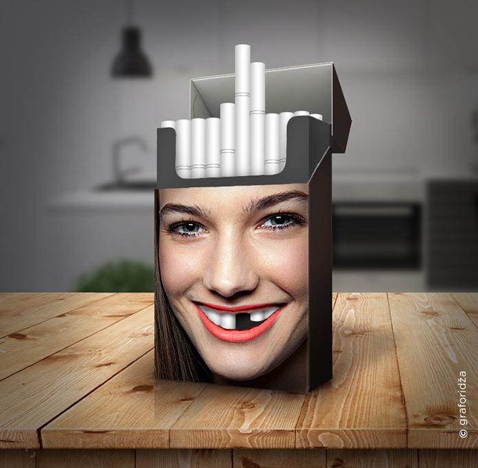 Социальная реклама против курения, Мирослав Вуйович, Miroslav Vujovic