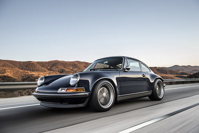 Porsche 911 Monaco by Singer Vehicle Design