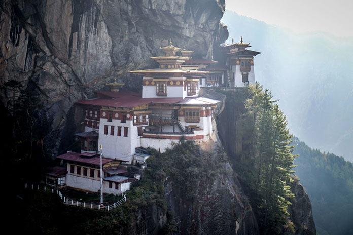 Монастырь Такцанг-лакханг. Этническая жизнь в Бутане. Bhutan Life