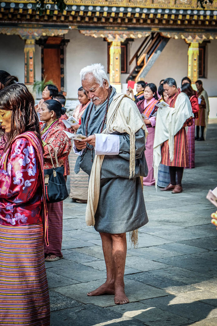 Религиозные обряды. Этническая жизнь в Бутане. Bhutan Life