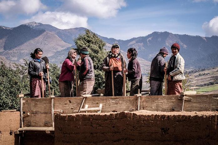 Этническая жизнь в Бутане. Bhutan Life