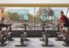 Плавучий фитнес-зал на реке Сена в Париже