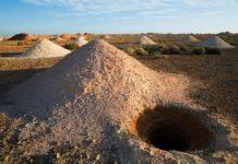 Desert Holes