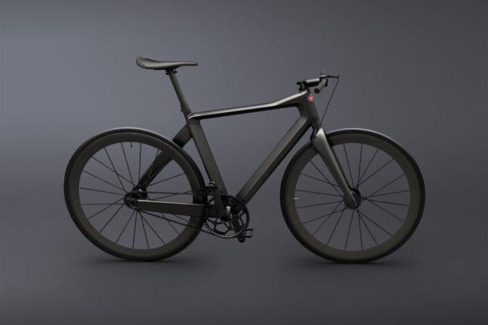 Bugatti представила велосипед