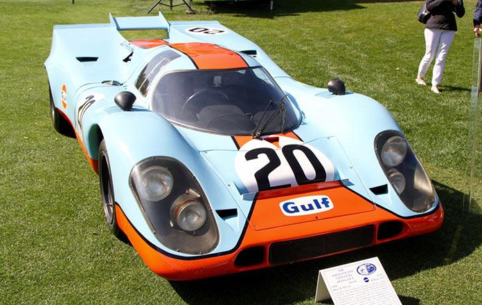 the priceless 1969 Porsche 917