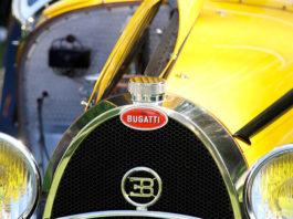 Vintage Bugatti at the 2017 Concours d'Elegance