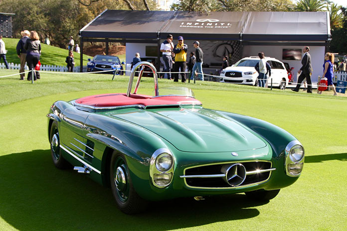 Vintage Mercedes at the 2017 Amelia Island Concours d'Elegance