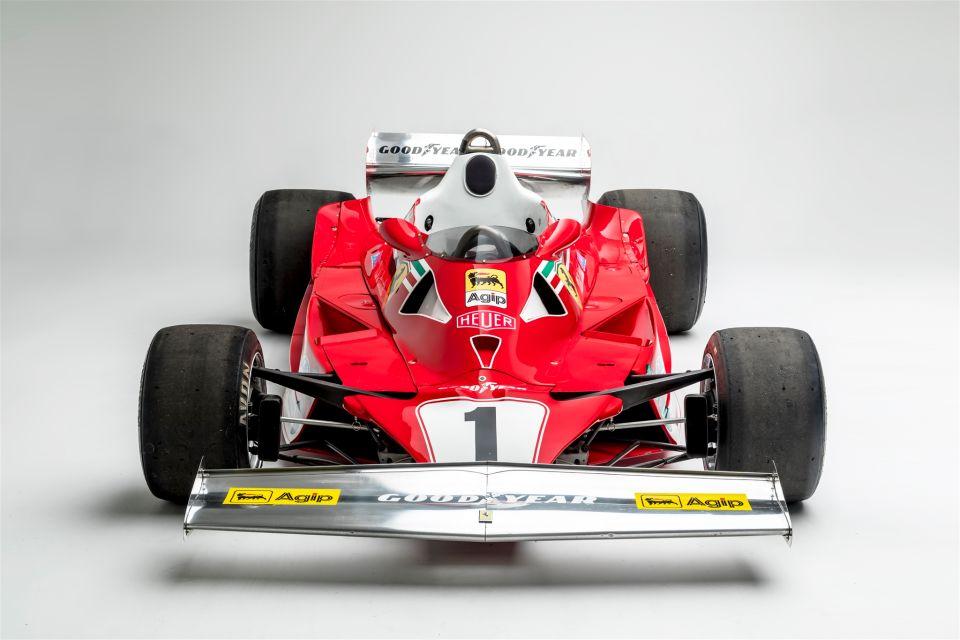 1976 Ferrari 312T2