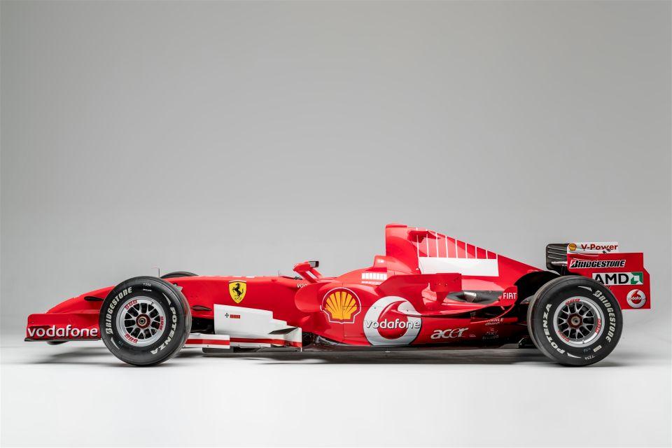 2006 Ferrari 248 F1