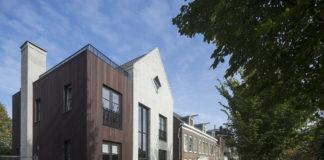 Современный дом в Амстердаме от дизайнеров HOYT Architecten