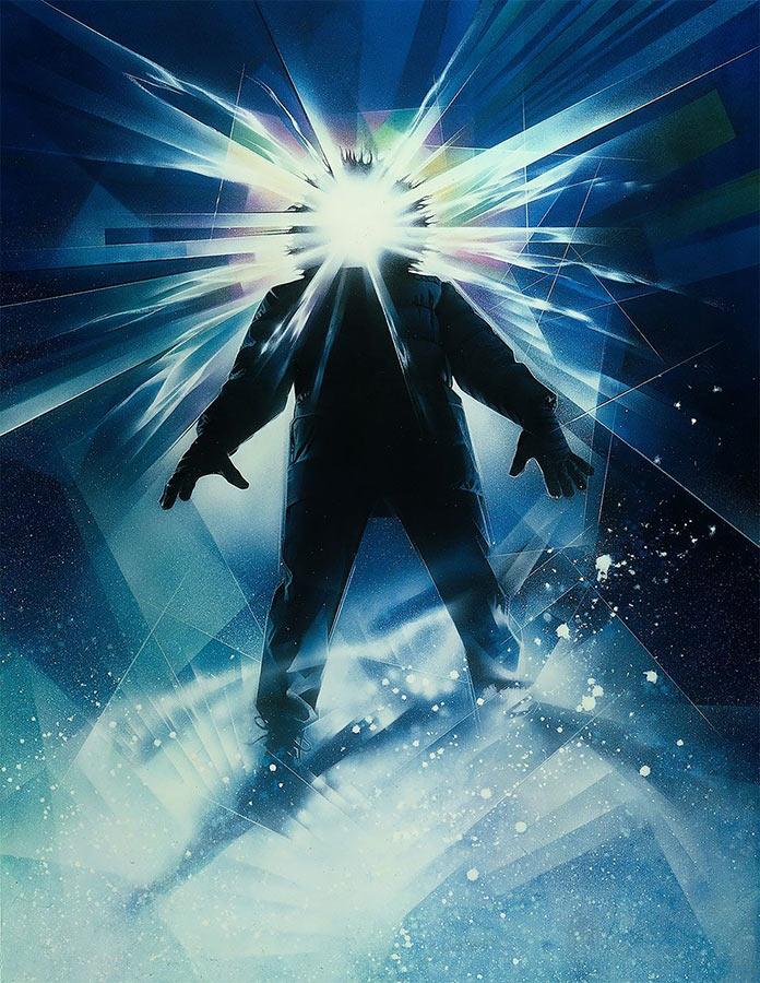 Нечто, 1982, кинопостер без текста