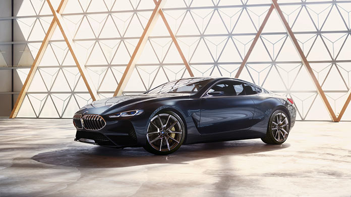 BMW's Concept 8 Series Is Simply Stunning