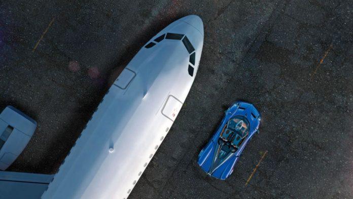 Pagani's Ultra-Luxurious Private Jet Airbus ACJ319 neo