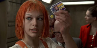 The Fifth Element remix Leeloo Dallas multipass