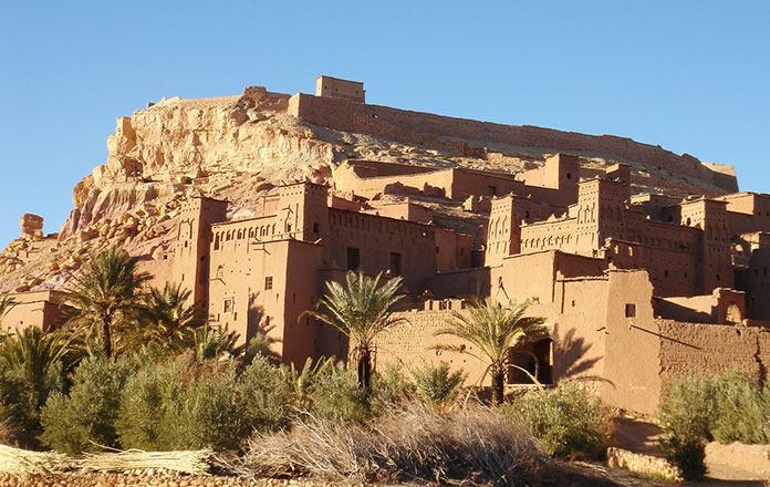 Марокко, отель