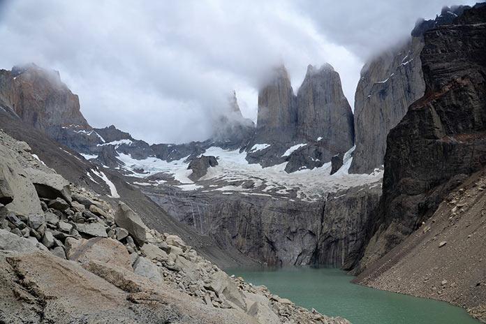 Чили, национальный парк