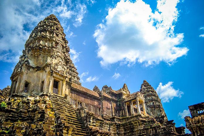 Камбоджа, храмовый комплекс