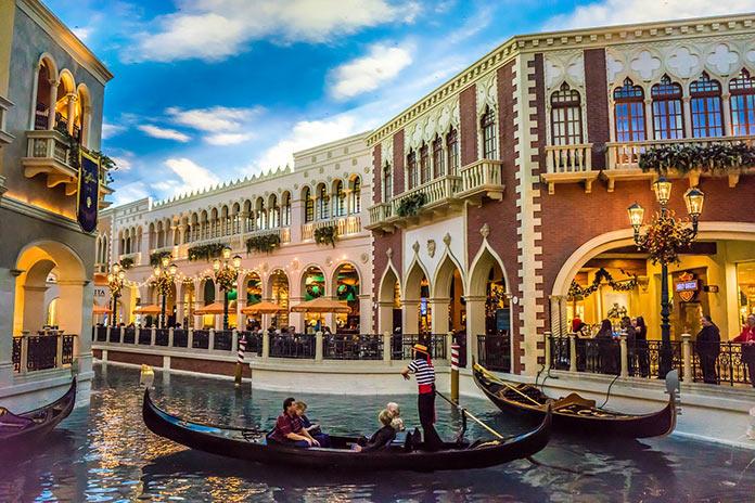 Венецианский Лас-Вегас