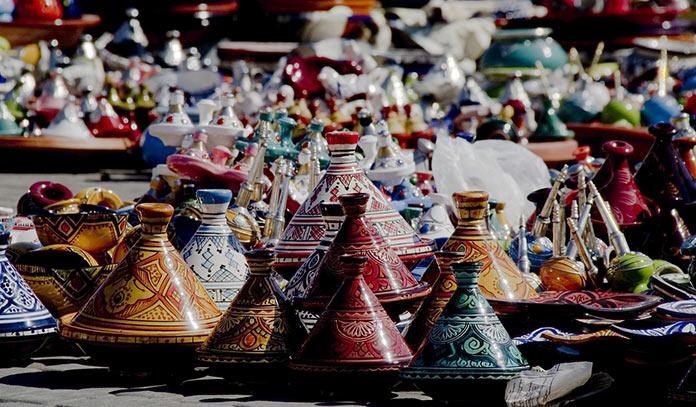 Марокко, сувениры