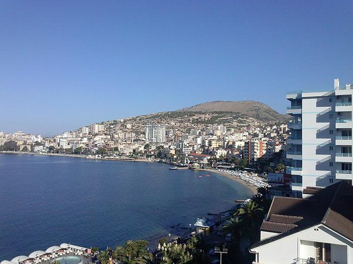 Албания, побережье