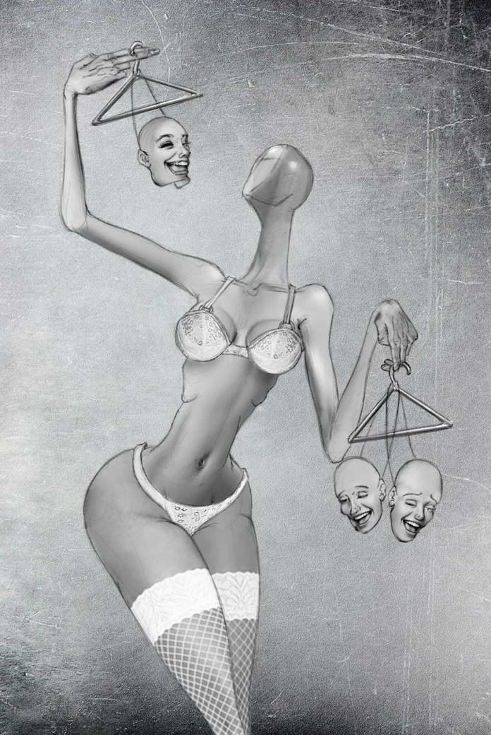 Лицемерие и двуличие современных женщин. Аль Мархин