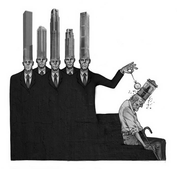 Господство корпораций в современном мире