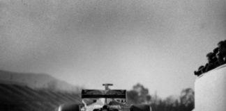 Заезд Формула-1, фото на старинную камеру, фотограф Джошуа Пол