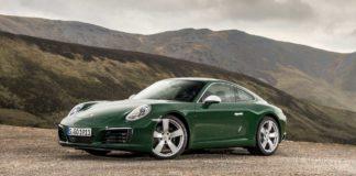 Миллионный экземпляр Porsche 911 Carrera