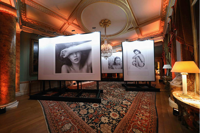 Ранее неизданные фото 18-летней Кейт Мосс, фотограф Марио Сорренти