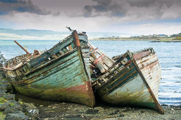 Тобермори, остров Малл, Шотландия