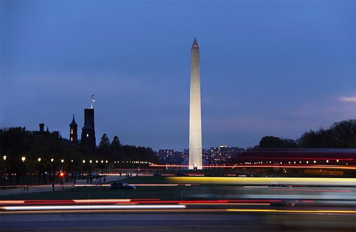 Монумент Вашингтона, Вашингтон, округ Колумбия