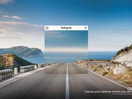 Оставь свой телефон пока ты за рулем. Новая рекламная кампания Audi